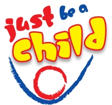just be a child logo new a copy